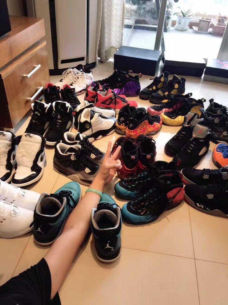 a12f5aca54bd8 Chinese Millennial Sneaker Heads Fuel US Sneaker Aftermarket