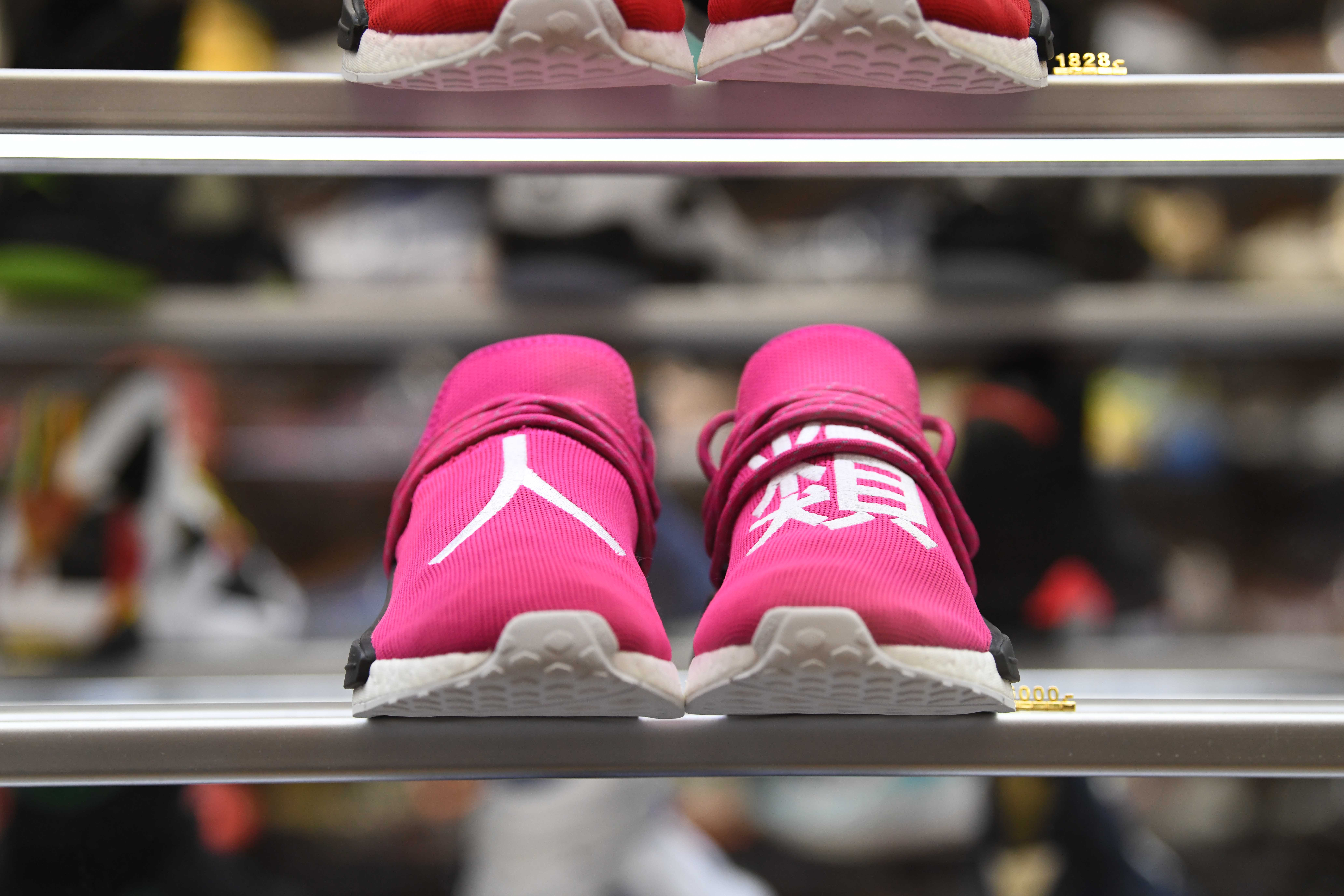 dc0ed722 Chinese Millennial Sneaker Heads Fuel US Sneaker Aftermarket | NYU News &  Doc