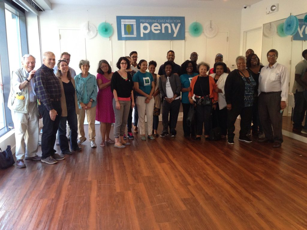 PENY Hosts its Second Historic Tour of East New York | NYU